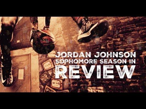 Jordan Johnson // Sophomore // 2016-2017 // Highlights // Annapolis Area Christian School (AACS)