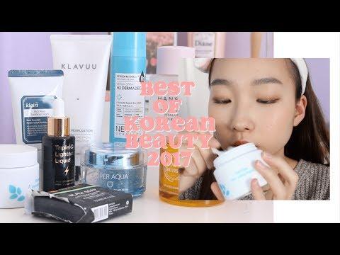 (GIVEAWAY) Korean Skincare ☆ Best of Korean Beauty 2017 ft. Sokoglam   diane 다이앤
