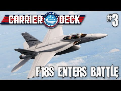 Carrier Deck #3 Conquer The South Atlantic