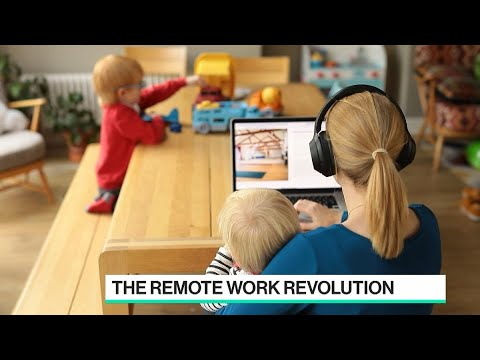 The Remote Work Revolution