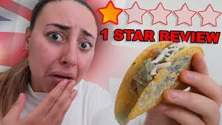 Eating At The WORST Reviewed Restaurant In LONDON  (1 Star Review)