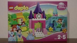 Видео обзоры LEGO Duplo Принцесса Диснея