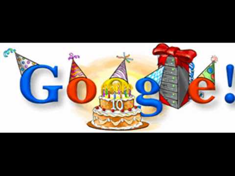 google 20th birthday
