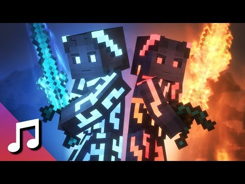 ♪ TheFatRat & Maisy Kay - The Storm (Minecraft Animation) [Music Video]