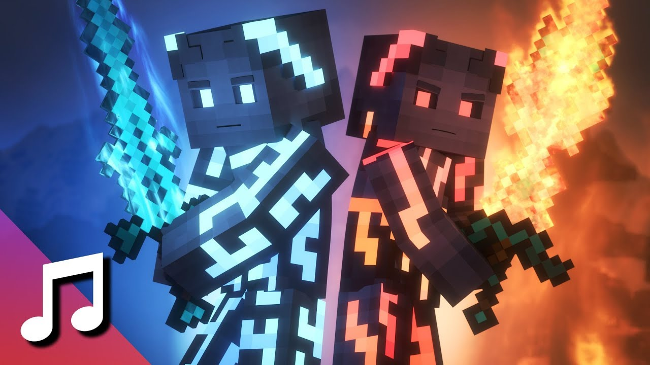 Download ♪ TheFatRat & Maisy Kay - The Storm (Minecraft Animation) [Music Video]