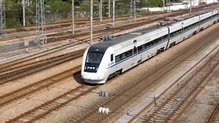 CRH1A, China High Speed train 中國高速列車