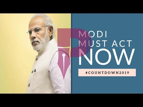 #Countdown2019 Episode 1 - Time to act is now against corrupt