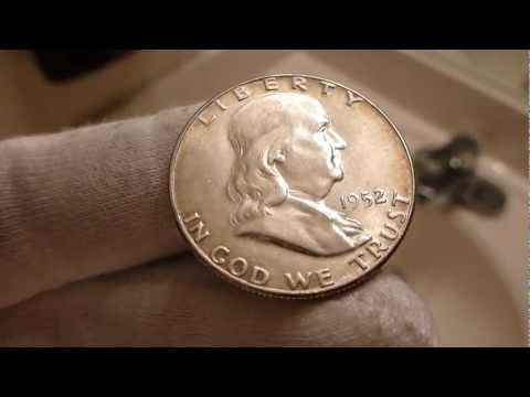 1952 Franklin Half Dollar Coin Review