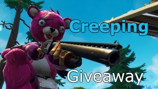 Fortnite Montage - Creeping (GIVEAWAY)