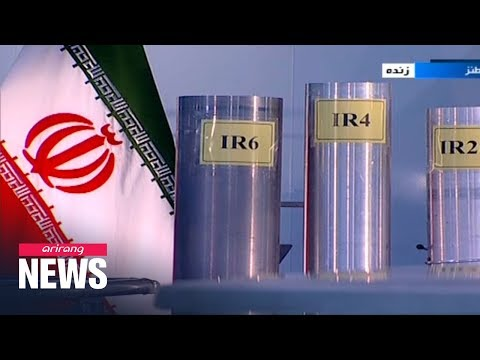 Iran begins process of fueling centrifuges at Fordow