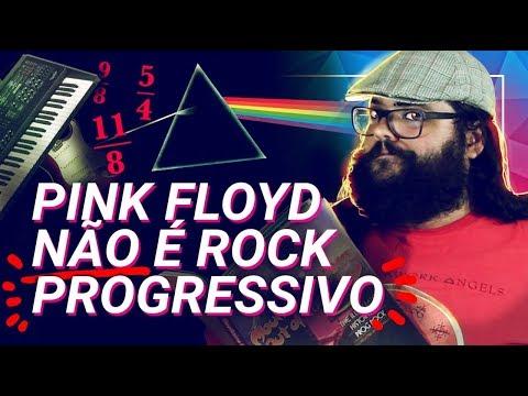 Pink Floyd e Rock Progressivo: É ou não é?  mimimidias