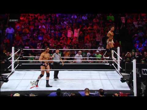 WWE Superstars - August 16, 2012