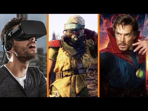 Oculus Lawsuit Settled + No Microtransactions For Outer Worlds + Doctor Strange Director Returns