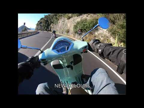 2019 Vespa GTS 300 HPE launch | ROAD TEST - ScooterLab