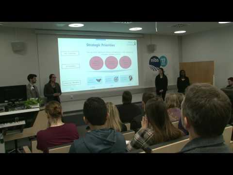 2017 NIBS Case Competition Final Presentation - Carleton (Winner)