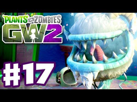 Plants vs. Zombies: Garden Warfare 2 - Gameplay Part 17 - Yeti Chomper! (PC)