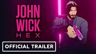 John Wick Hex Official Release Date Trailer