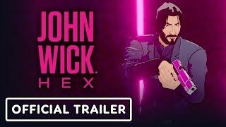 John Wick Hex Official Release Date Trailer