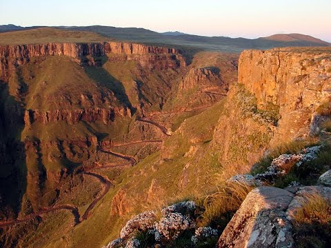Sani Pass (Part 2) - Mountain Passes of South Africa