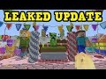 Minecraft Xbox 360 / Wii U TU64 LEAKED NEW Minigame Map!