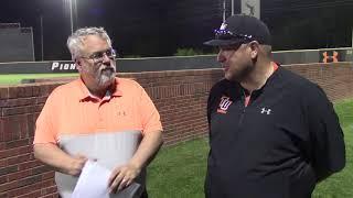WATCH: Tusculum Baseball Postgame (Lenoir-Rhyne) Coach Steele Comments