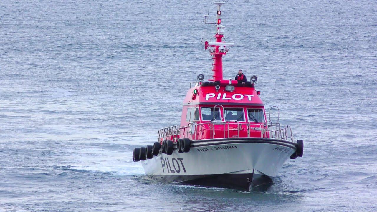 Puget Sound Pilots 4K
