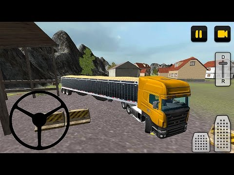 Farm Truck 3D: Wheat - Gameplay Android