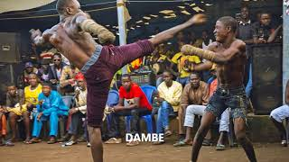 As artes marciais mais curiosas do mundo: O DAMBE