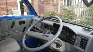Suzuki supercarry bedford rascal blue van for sale