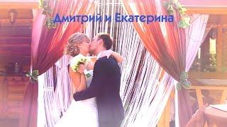 Ведущий Евгений Жариков. Свадьба Дмитрия и Екатерины