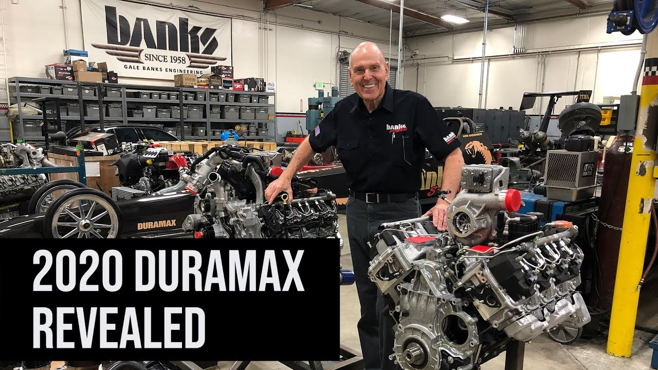A Close-Up Look At The L5P Duramax V8: Video | GM Authority