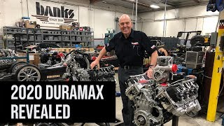 2020 Duramax L5P Engine Revealed