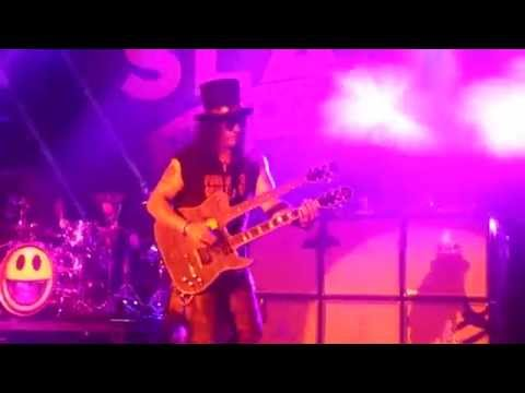 Slash – Anastasia – Live in Bucharest at Arenele Romane