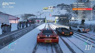 Forza Horizon 4 - The wall-riding fix can't come soon enough [Solo Ranked Adventure]