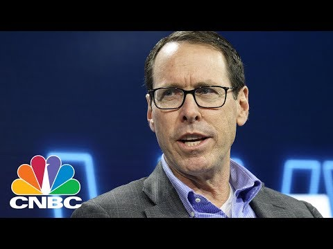 AT&T CEO Randall Stephenson: We Feel Good About The Time Warner Case | CNBC