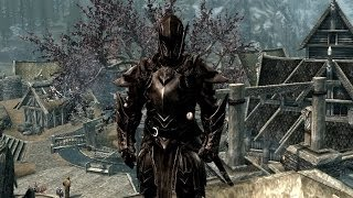 Skyrim - The Ebony Warrior (LEGENDARY, LEGIT)