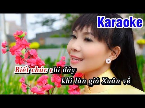 Karaoke Hạnh Phúc Đầu Xuân (Beat Chuẩn) - Karaoke Tone Nữ    Ngọc Kiều Oanh