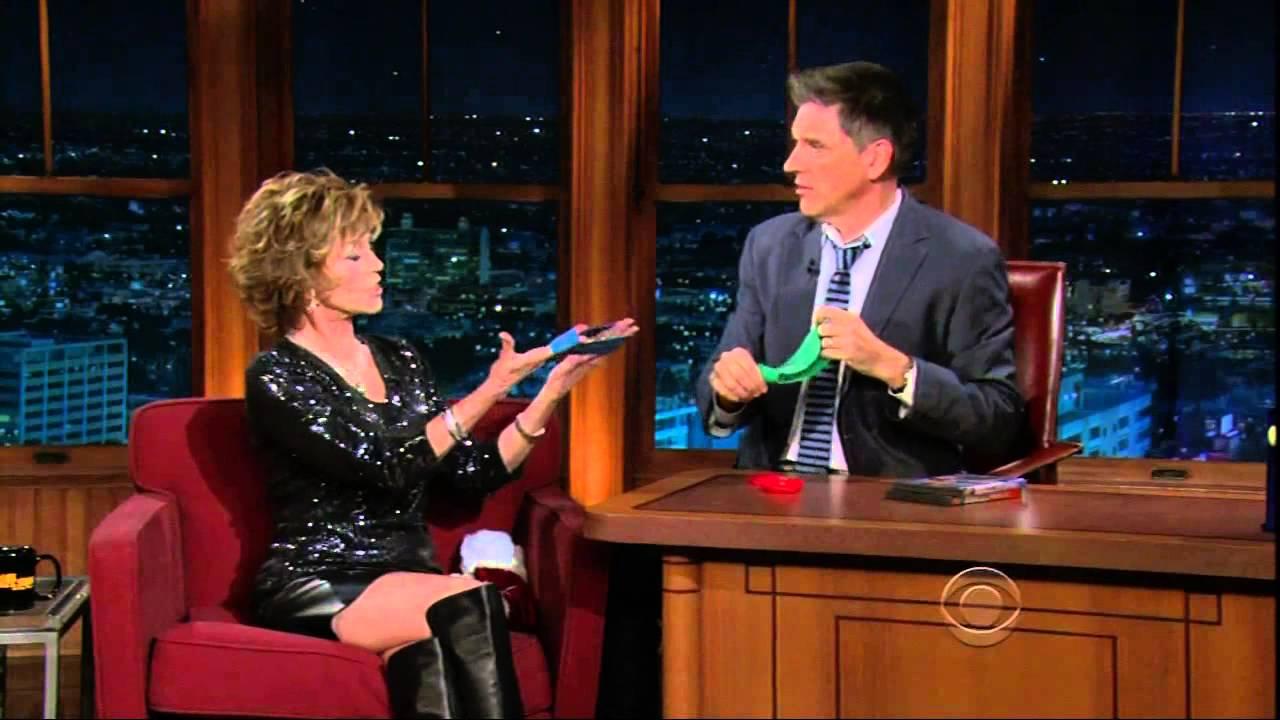 Download Jane Fonda In OTK's On Craig Part 1