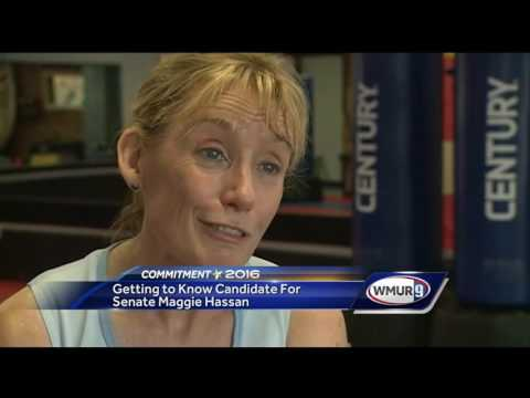 Getting to know Maggie Hassan