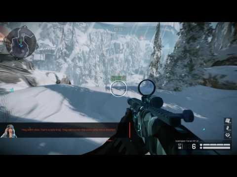 Warface - Icebreaker Insane - Medic