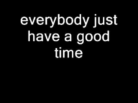 LMFAO - Party Rock Anthem (Everyday I'm Shuffling) [lyrics on screen]