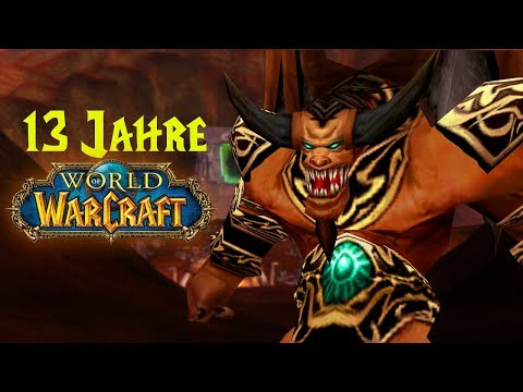 13 Jahre World of Warcraft - Einblick in das Event zum Geburtstag thumbnail