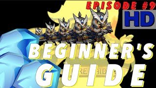 League of Angels - Fire Raiders Ep 9: *FREE GEMS!! | BEGINNER