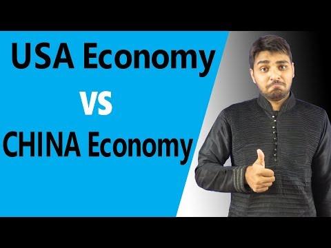 USA vs China Economy 2019    Race to become No.1 Economy