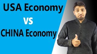 USA vs China Economy 2019 || Race to become No.1 Economy