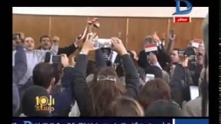 العاشرة مساء مع وائل الابراشى حول حكم الإدارية العليا بمصرية الجزيرتين حلقة 16-1-2017