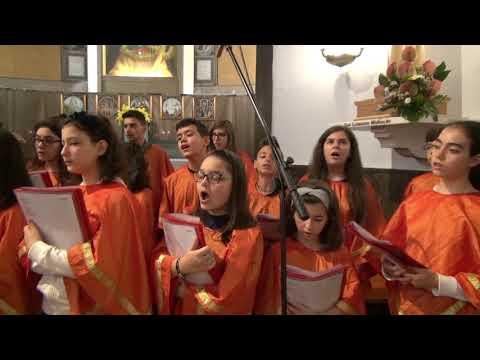 Grazie Padre Buono (RnS) - Prime Comunioni 2018
