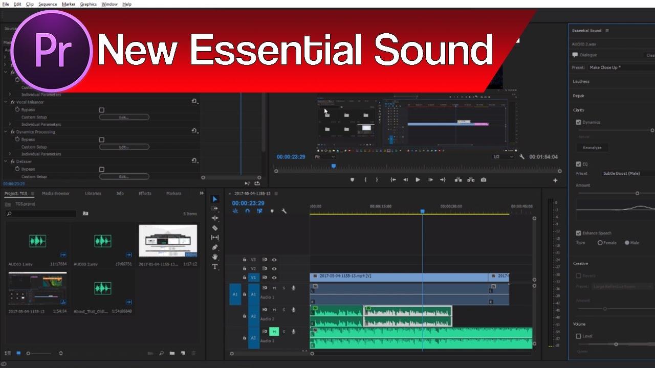 Sound match software