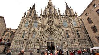The Gothic Quarter Barri Gotic Barcelona