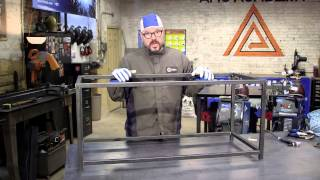 Arc Academy Creates Coffee Table Using Miller MIG and TIG Welders